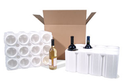wine shipping container